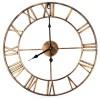 Настенные часы кованные Bronze Rome Металл